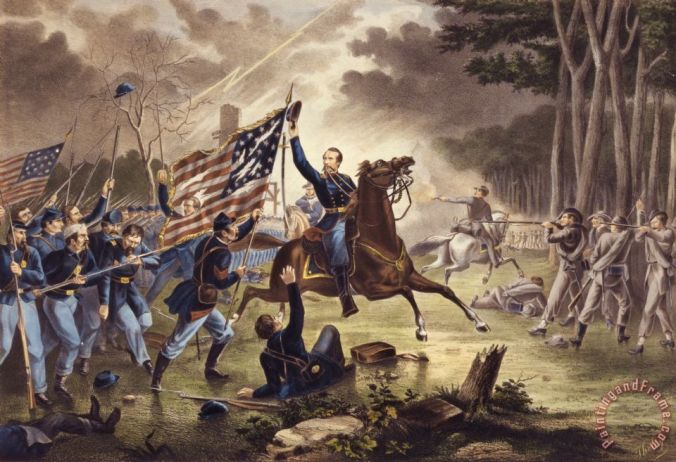 Image result for battle of chantilly