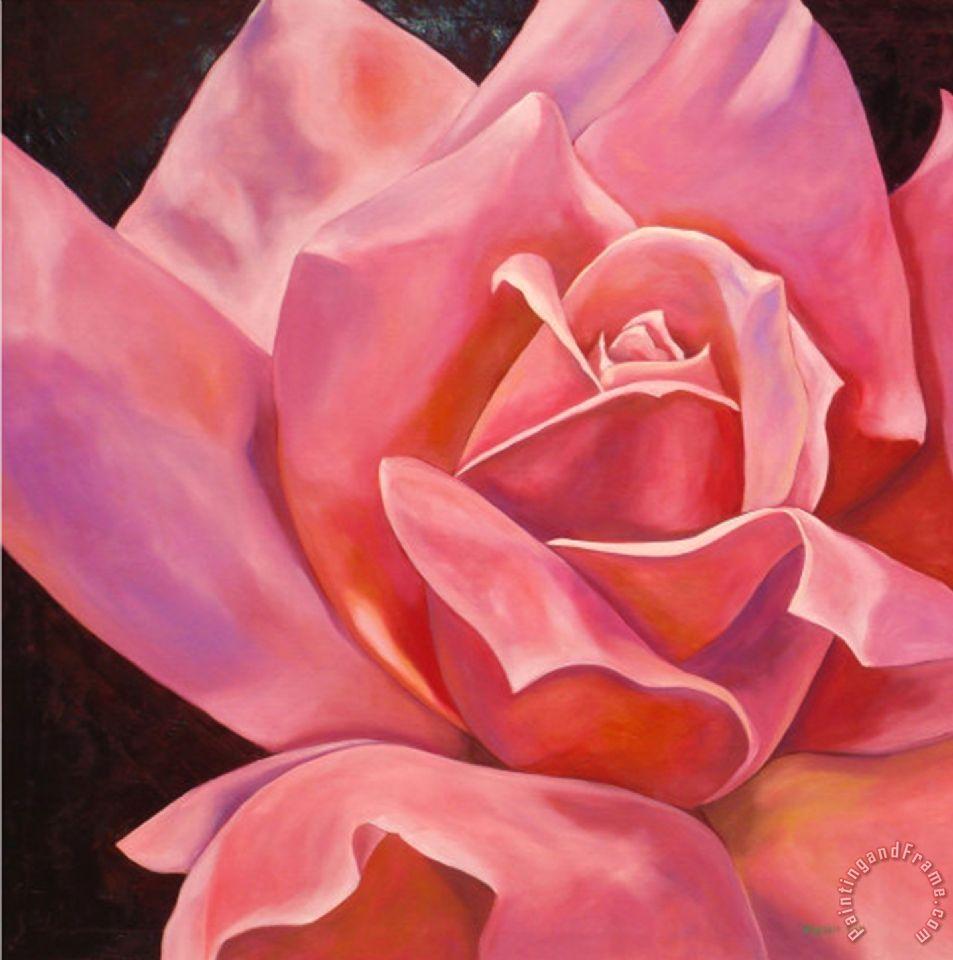 hyunah kim pink rose