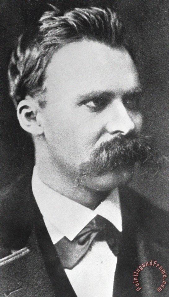 Others Friedrich Wilhelm Nietzsche painting - Friedrich Wilhelm Nietzsche print for sale