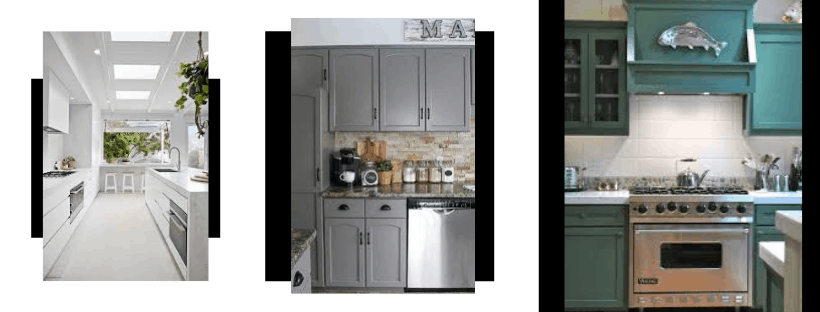 Cost to Repaint Kitchen Cabinets 2019  How Much is too Much