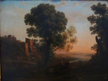 Image result for trees in painting