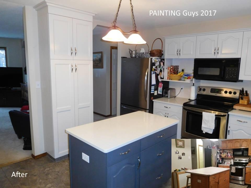 kitchen cabinet painting cost pendents costs why guys book traversal links for