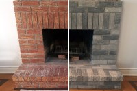 How To Renew Old Brick Fireplace - Fireplace Ideas