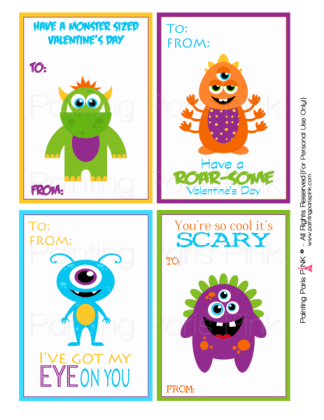 Monster Set PNG