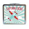 Airplane Classic Tin Lunch Box