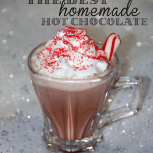 The Best Homemade Hot Chocolate Recipe