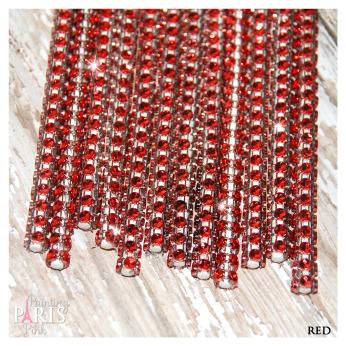 Red Shimmer Sticks