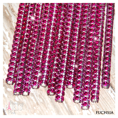 Fuchsia Shimmer Sticks