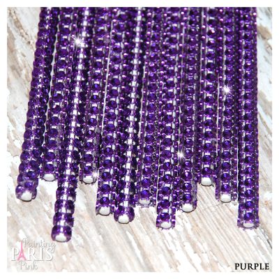Purple Shimmer Sticks