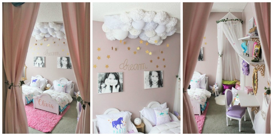 Make Believe Bedroom 1