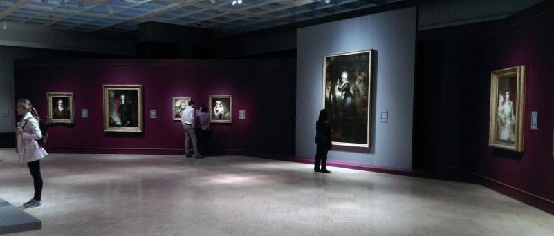 Выставка английского портрета в Третьяковской галерее