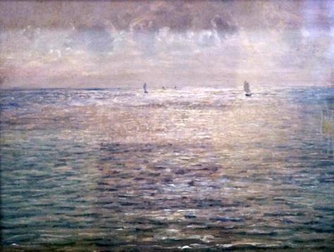 Николай Дубовской, Морской пейзаж