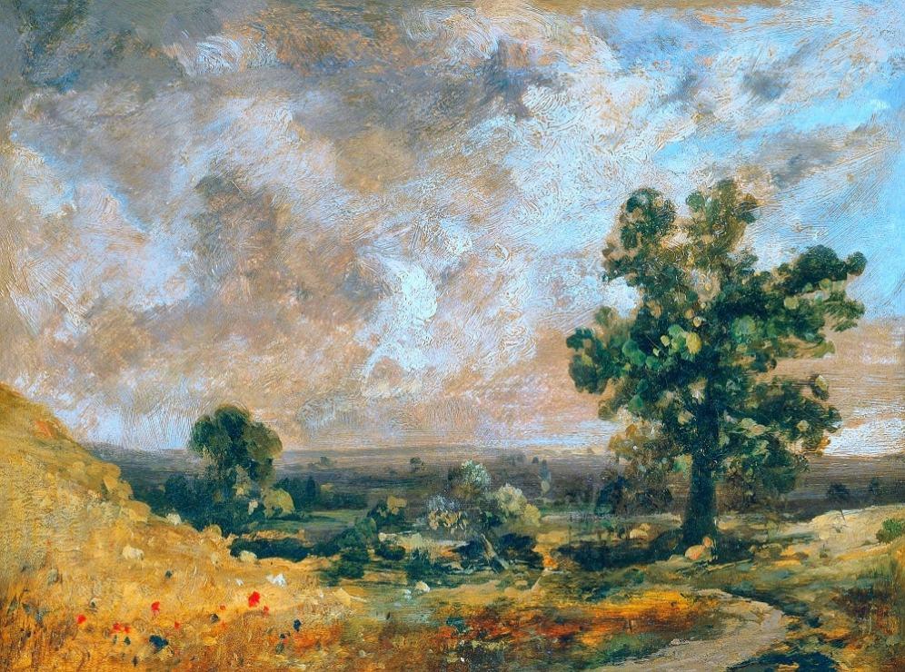 Джон Констебль, Английский пейзаж
