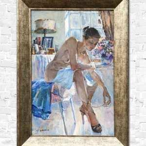 Anatoly Demenko painting