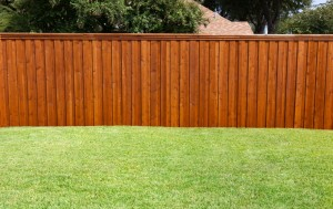 Semi-transparent-stain-Fence
