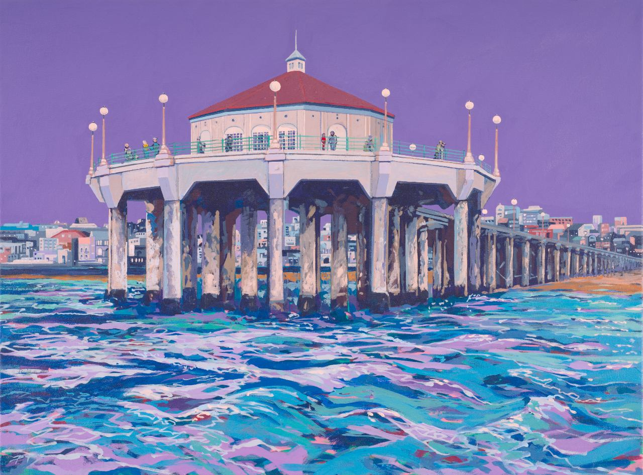 Manhattan Beach Pier1200