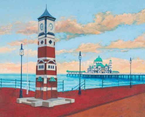Morecombe Central Pier