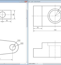 1280x720 autocad training exercises for beginners autocad basic drawing exercises pdf [ 1280 x 720 Pixel ]