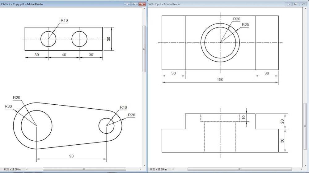 medium resolution of 1280x720 autocad training exercises for beginners autocad basic drawing exercises pdf