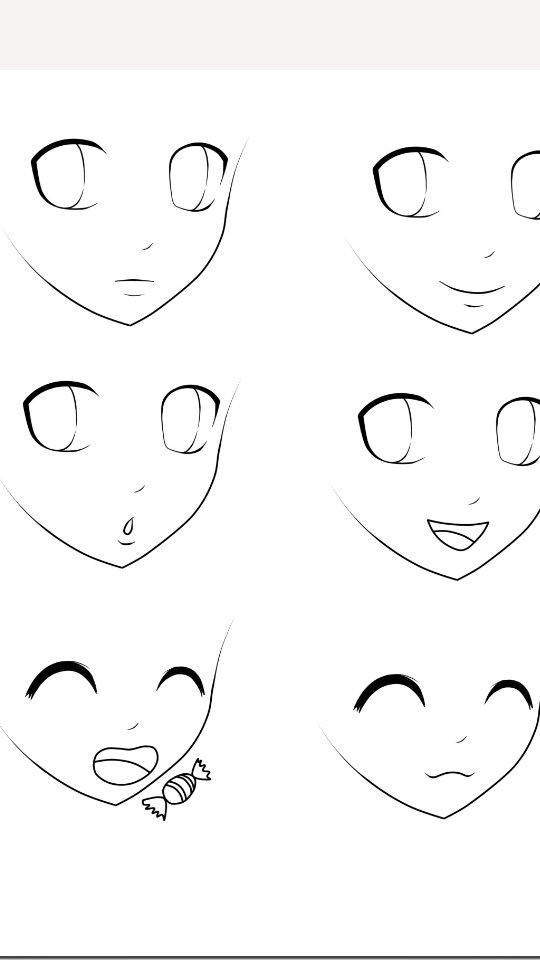 Cute Eyes Drawing : drawing, Anime, Drawings, Wallpapers