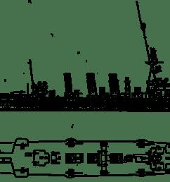 1402x750 battleship drawing torpedo boat destroyer cc0 battleship drawing [ 1402 x 750 Pixel ]