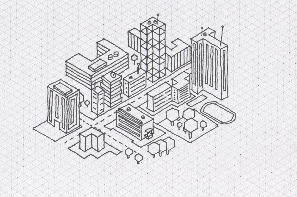 medium resolution of 2560x1703 block drawing city block for free download block drawing