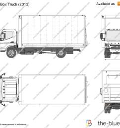 box truck diagram wiring diagram list box truck damage diagram [ 1280 x 905 Pixel ]