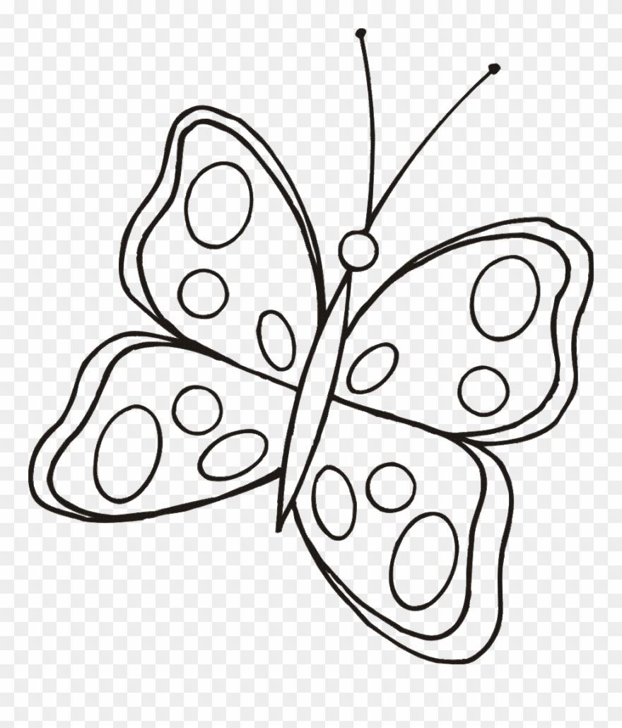 medium resolution of 880x1030 cute butterfly line drawing clipart drawing butterfly butterfly line drawing