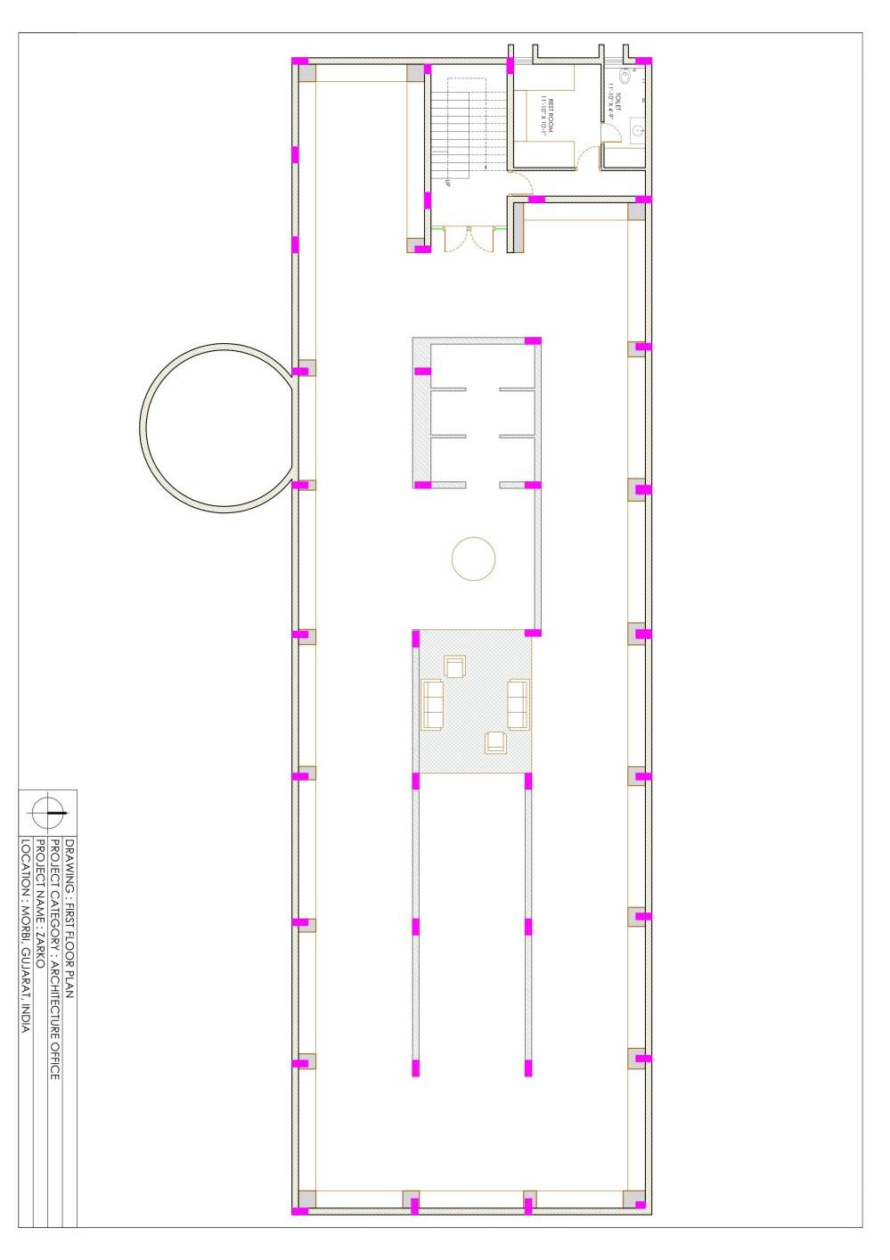 medium resolution of 2337x3305 zarko office for ceramic tile manufacturing company ceramic tile drawing
