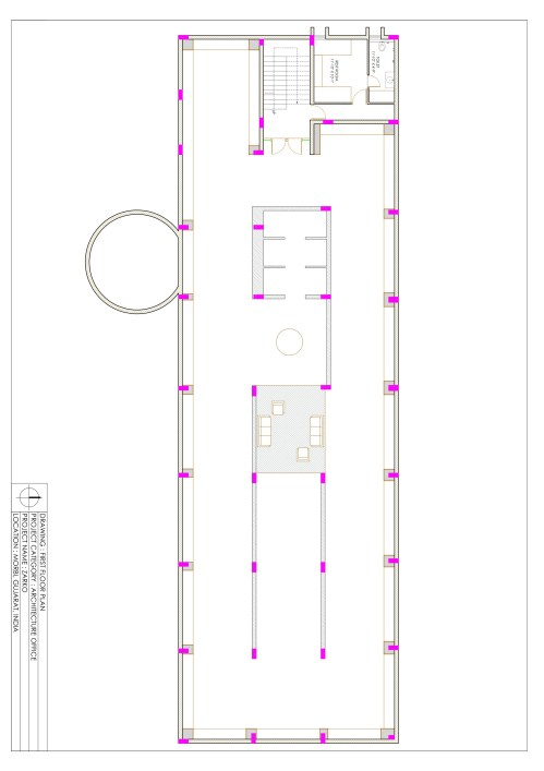 small resolution of 2337x3305 zarko office for ceramic tile manufacturing company ceramic tile drawing