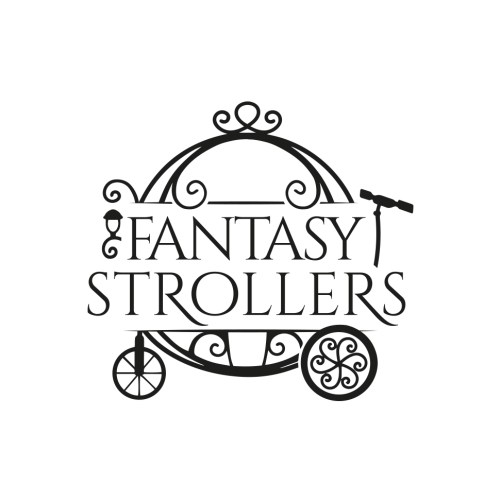 small resolution of 970x977 stroller rentals in orlando florida cinderella carriage drawing