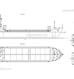 1080x760 cargo ship free autocad download cad drawings container ship drawing [ 1080 x 760 Pixel ]