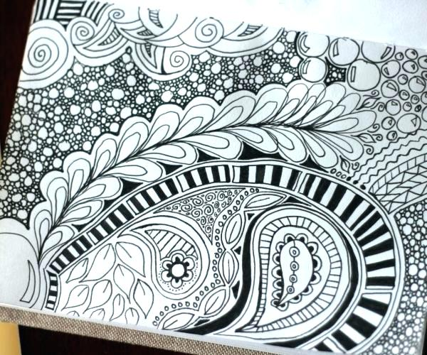 cool drawing design ideas
