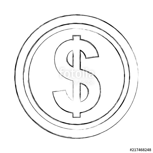 21 Gold Coins Clip Art Money Currency Vector Graphics Etsy