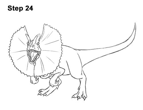 Dinosaur Head Drawing at PaintingValley.com   Explore ...