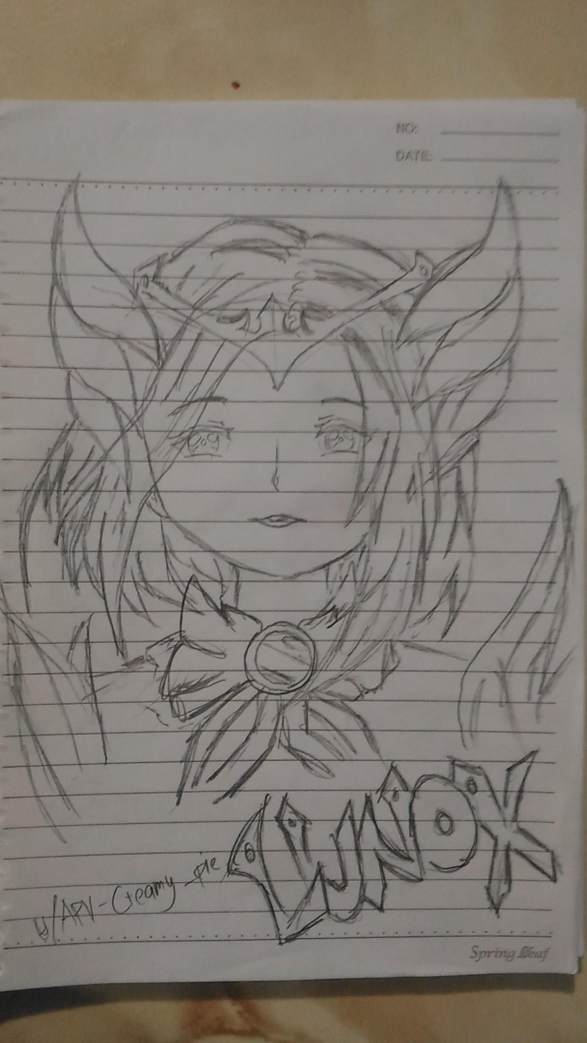 hight resolution of 1152x2048 rate my lunox from next hero drawing request on comments drawing comments