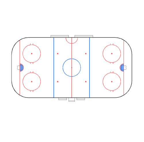 small resolution of 1160x1146 cad plan of an ice hockey rink drawing of ice hockey rink