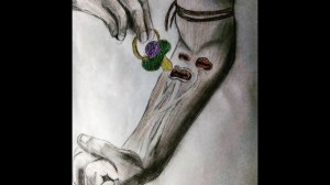 drugs drawing drug drawings addiction draw deep meaning stop paintingvalley