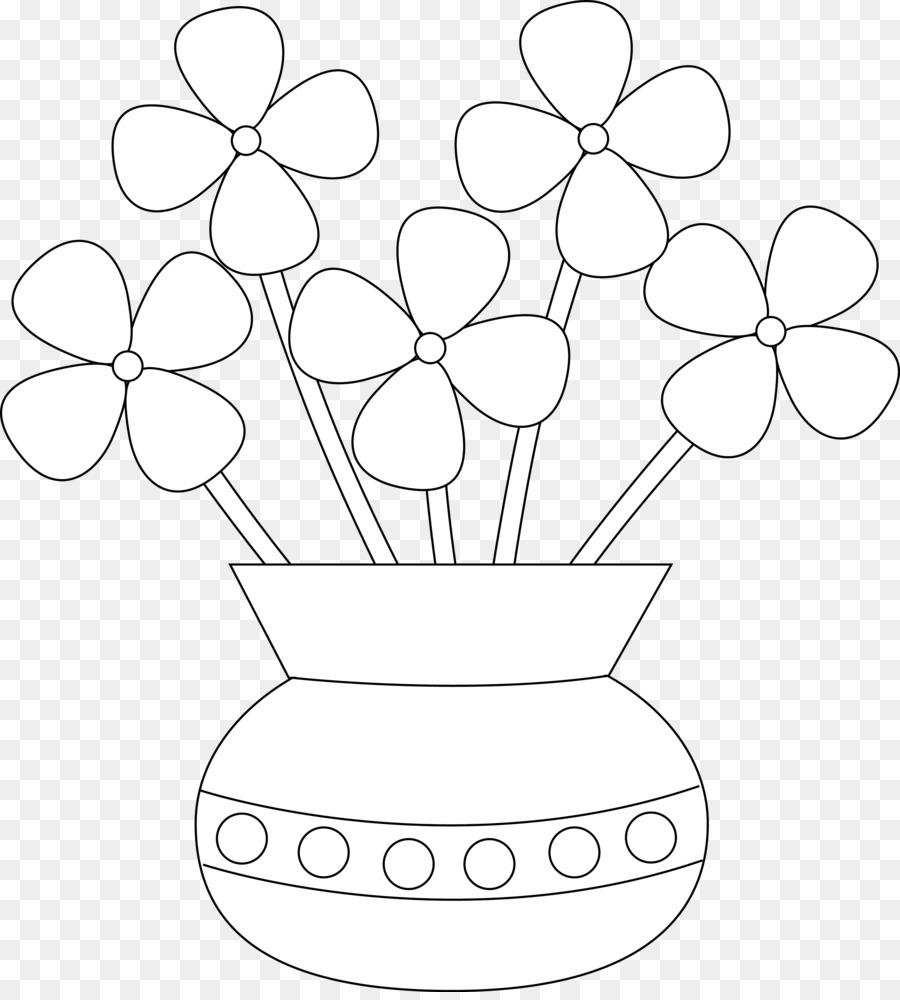 flower drawing for children