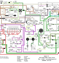 1968x1447 vehicle wiring diagram wiring diagram free electrical drawing [ 1968 x 1447 Pixel ]