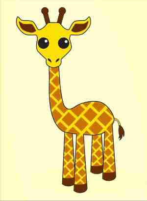 giraffe drawing face drawings draw easy giraffes pencil step google gold should getdrawings paintingvalley couples speaking background fish steps kid