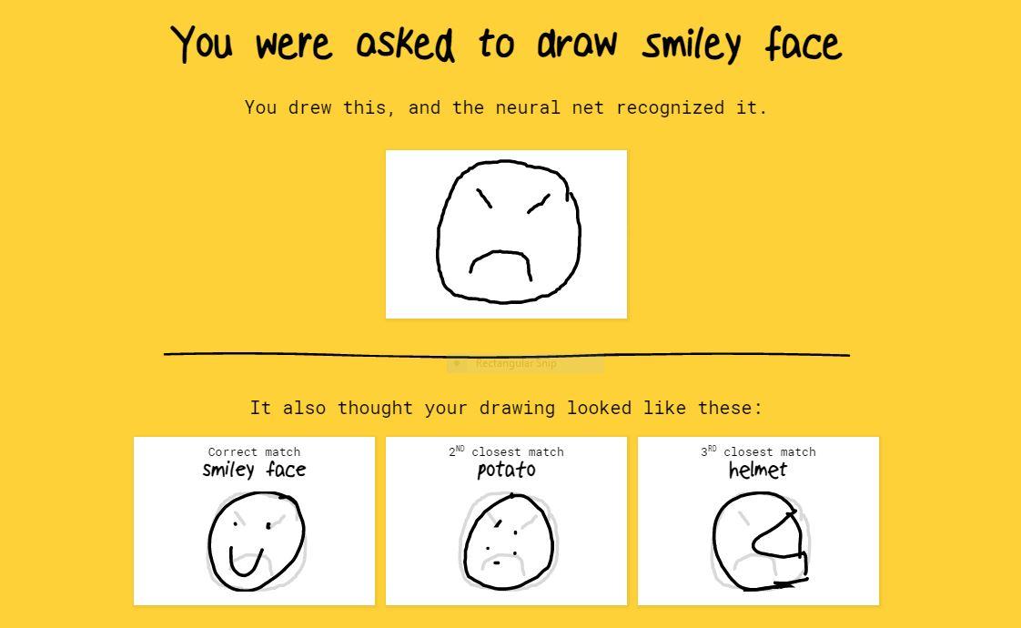 google quick drawing at