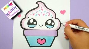 drawings happy draw easy super ice cream