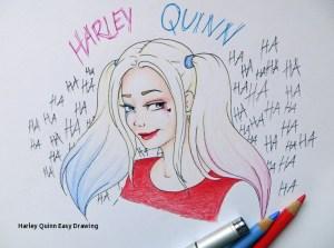 quinn harley suicide drawings drawing joker squad easy deviantart draw chibi cool pencil harly random dc paintingvalley cartoon comics santiago