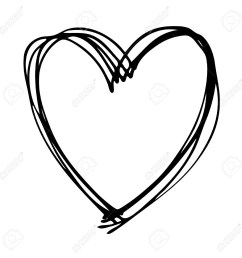 1300x1300 collection of white heart drawing high quality free cliparts heart drawing clipart [ 1300 x 1300 Pixel ]
