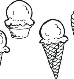 1024x1024 ice cream clipart black and white clipart free house clipart ice cream cone drawing [ 1024 x 1024 Pixel ]