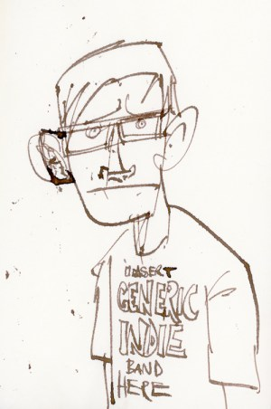 indie drawings generic insert band paintingvalley