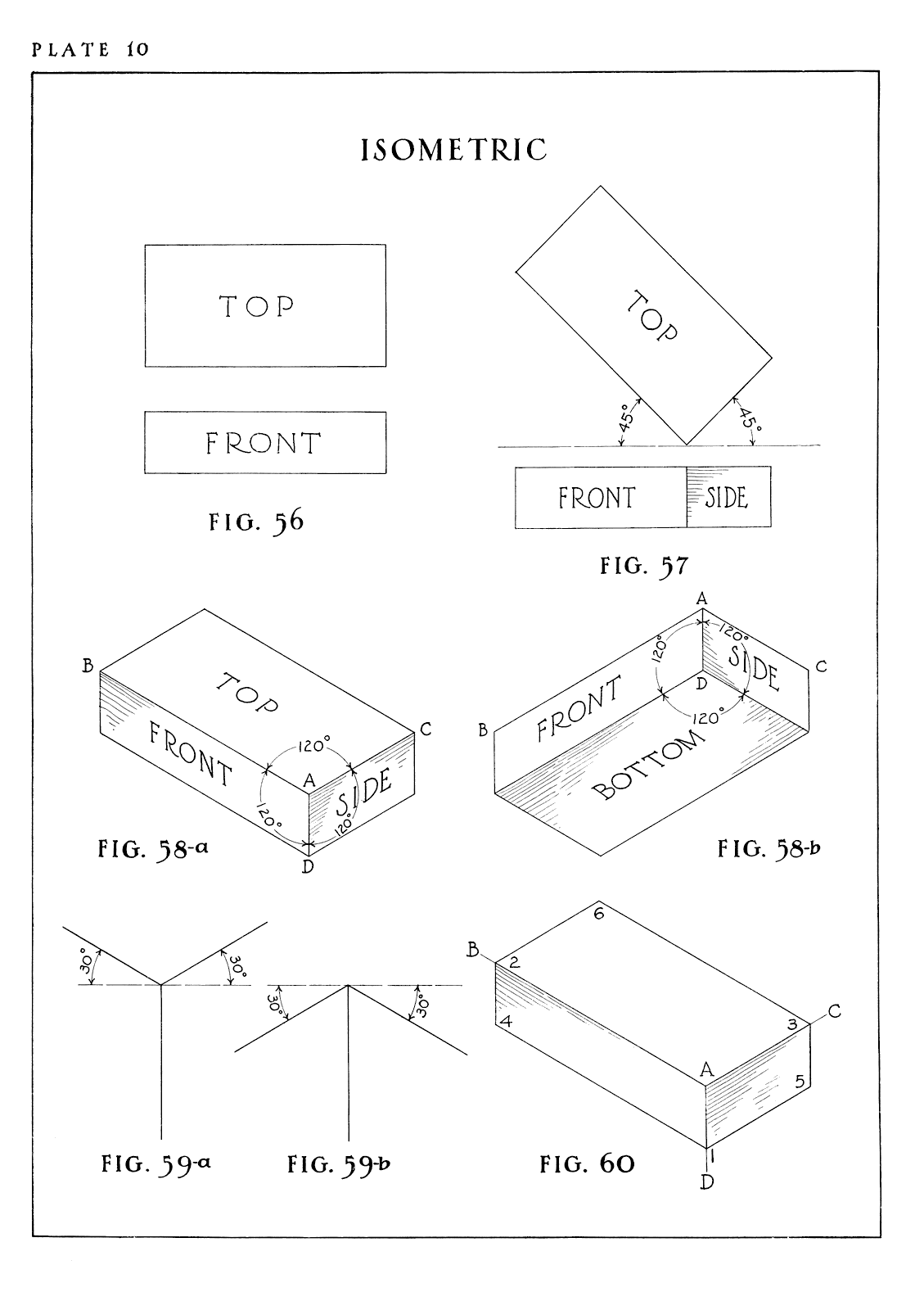 Isometric Drawing Of A Rectangular Prism At Paintingvalley