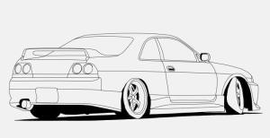 jdm drift drawings cars draw drifting coloring drawing dibujos google coches autos paintingvalley explore guardado desde nz