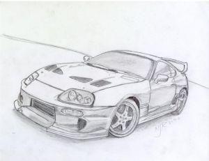 Simple Jdm Car Drawings